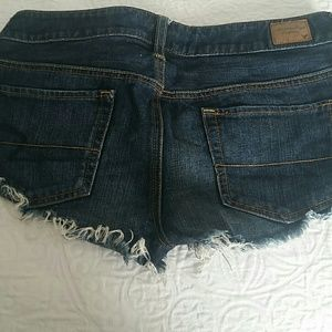 American Eagle Outfitters Shorts - American Eagle cutoff shorts